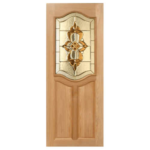 MAZTERDOOR ประตูกระจกนาตาเซีย ขนาด 100x200 cm.  GENUS-02