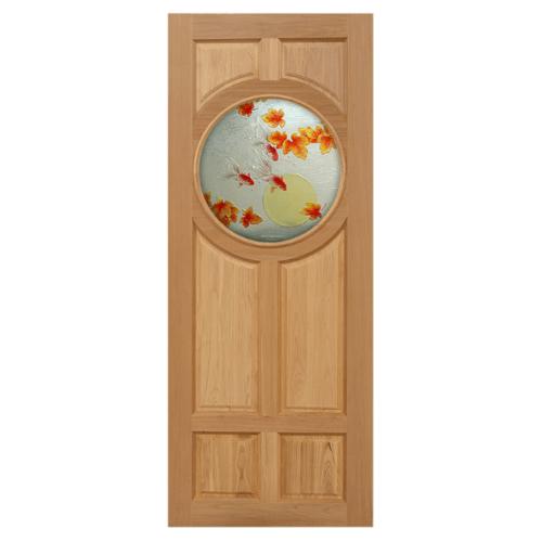 MAZTERDOOR ประตูกระจกนาตาเซีย 90x200cm.  MASTER-C01