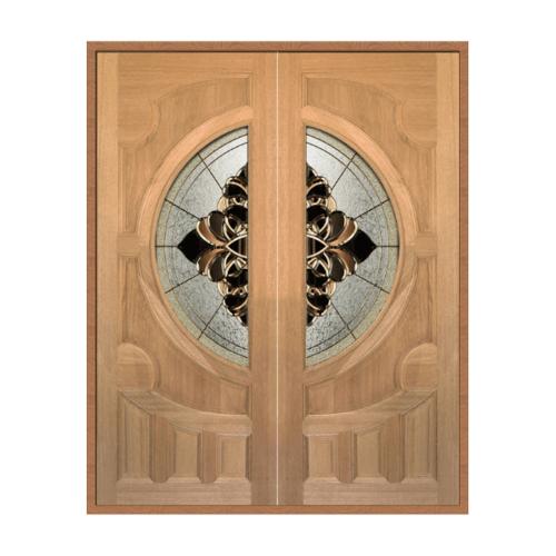MAZTERDOOR SET 1ประตูสยาแดง   ขนาด 160x200cm. VANDA-05