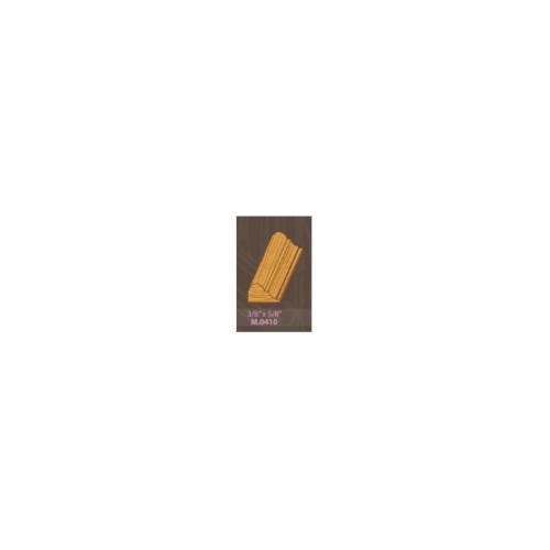 MAZTERDOOR ไม้คิ้วไม้เปอร์เชีย M.0410 3/8X5/8X2.00 m. ไม้คิ้วไม้เปอร์เชีย M.0410 3/8X5/8X2.00 m.
