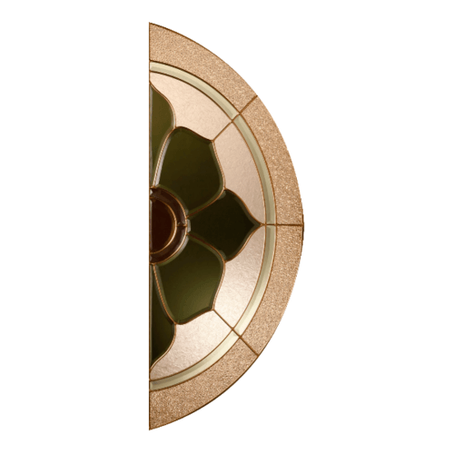 Masterdoors กระจก  ขนาด 42x108 cm. VANDA-07