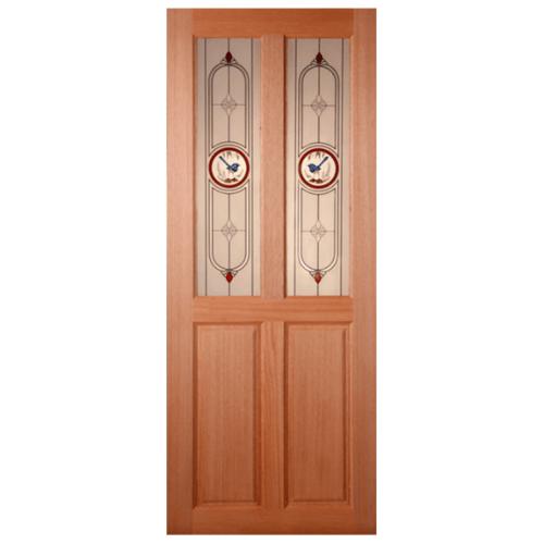 MAZTERDOOR ประตูกระจก  ขนาด 80x180 cm.  SS02/1