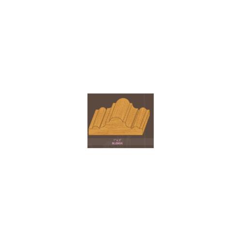 MAZTERDOOR คิ้วตกแต่ง M.0904 เปอร์เซีย (จั่ว) ขนาด 1x3x2.0 cm. คิ้วตกแต่ง M.0904 เปอร์เซีย (จั่ว) ขนาด 1x3x2.0 cm.