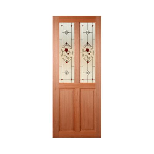 MAZTERDOOR ประตูกระจกนาตาเซีย ขนาด 85x200 cm.   SS-02/3