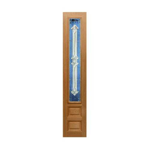 MAZTERDOOR ประตูกระจกจาปาร์การ์  ขนาด 40x200cm.  JASMINE-09