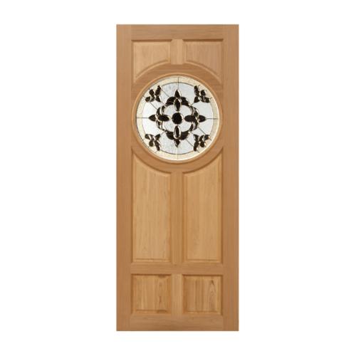 Masterdoors ประตูกระจกนาตาเซีย  ขนาด 90x210cm.  DAISY-01