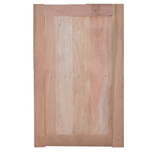 MAZTERDOOR หน้าต่างไม้สยาแดงเซาะร่อง  ขนาด 45x200cm.