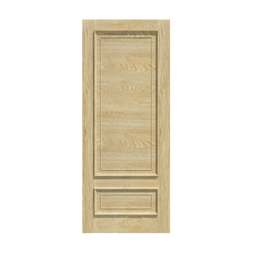 MAZTERDOOR ประตูกระจกไม้สยาแดง (นอกแบบ)  ขนาด 70x200cm.
