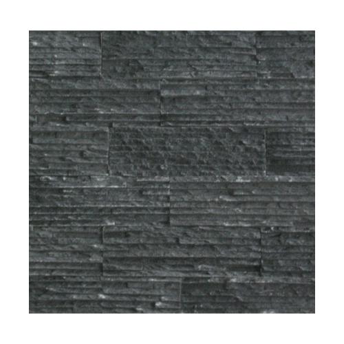 TCV แกรนิต  Halo Stone-03 (F)  ตัวตรง สีดำ