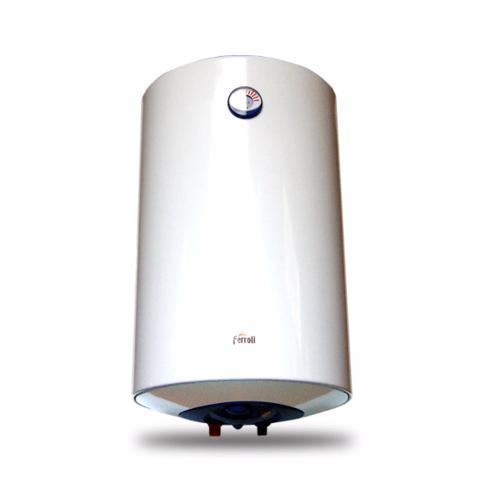 FERROLI เครื่องทำน้ำร้อนความจุ 80 ลิตร SEV80/2.5KW. (ถังตั้ง) สีขาว