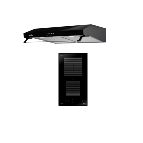 AXIA ชุดเซ็ทเครื่องดูดควัน I-Nero60PU+เตาไฟฟ้า I-Smart 302  AXIA  ชุดเซ็ทเครื่องดูดควัน I-Nero60PU+เตาไฟฟ้า I-Smart 302  AXIA  สีดำ