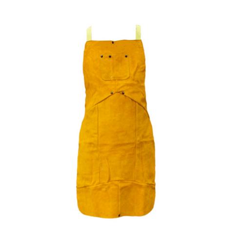 Protx เสื้อเอื้ยมช่างเชื่อม รุ่น C05 C05 สีเหลือง