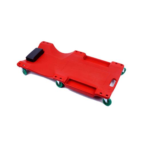 TUF กระดานพลาสติกรองนอนซ่อม 36นิ้ว รุ่น NO.3 36 สีแดง