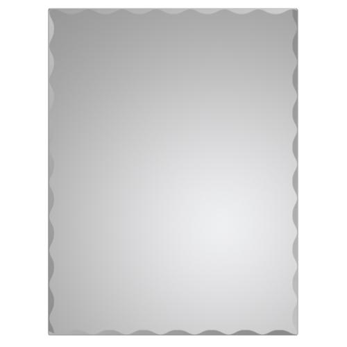 NICE กระจกเงาแกะลาย  FH101A