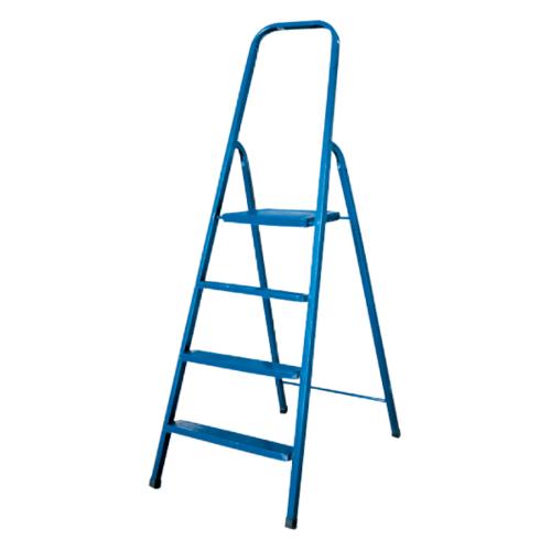 HUMMER บันไดเหล็ก 4 ขั้น C155TA สีฟ้า