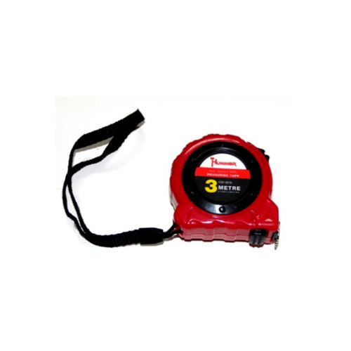 HUMMER ตลับเมตร 3เมตร  C32-3016 สีแดง