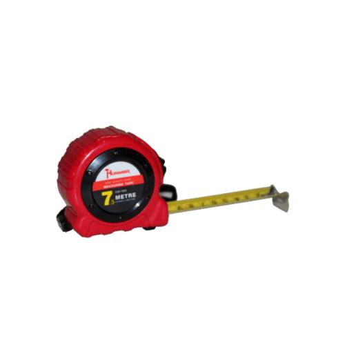 HUMMER ตลับเมตร 7.5เมตร C32-7025 สีแดง