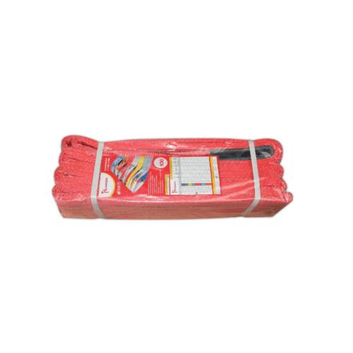 HUMMER สลิงผ้าใบ แบบมีห่วง JB125-5TX8M สีแดง