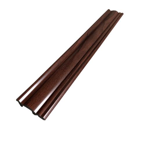 GREAT WOOD บัวเชิงผนัง  JC194-3 สีวอลนัท  ขนาด 51x14x2900mm