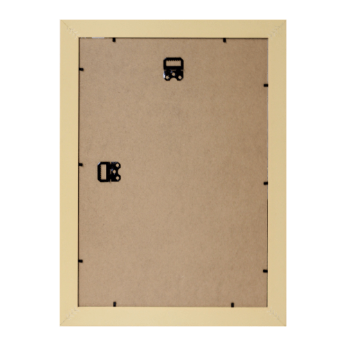 COZY กรอบรูป  ขนาด A3 ลายไม้ สีWood with dark edge