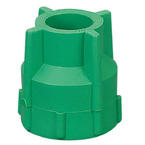 ERA ข้อต่อตรงเกลียวใน (25mm)x(1/2นิ้ว) PPR PR007   สีเขียว