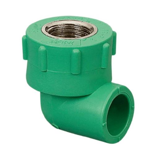 ERA ข้องอเกลียวใน (25mm)x(3/4) PPR สีเขียว