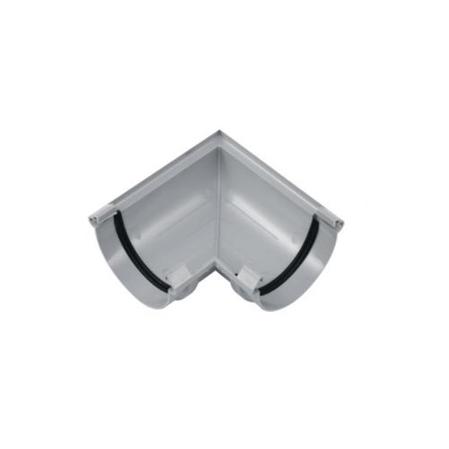 ERA ข้องอรางน้ำฝนแบบกลม 90องศา RWGM004 angle connector  สีขาว