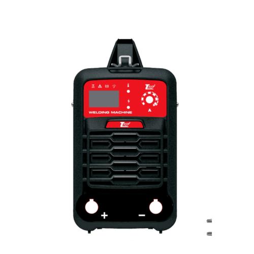 TUF ตู้เชื่อมไฟฟ้า 160 แอมป์ TIG-160R สีแดง-ดำ