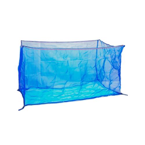 POLLO กระชังน้ำมุ้งไนลอนสำเร็จรูป 2x4 m. -