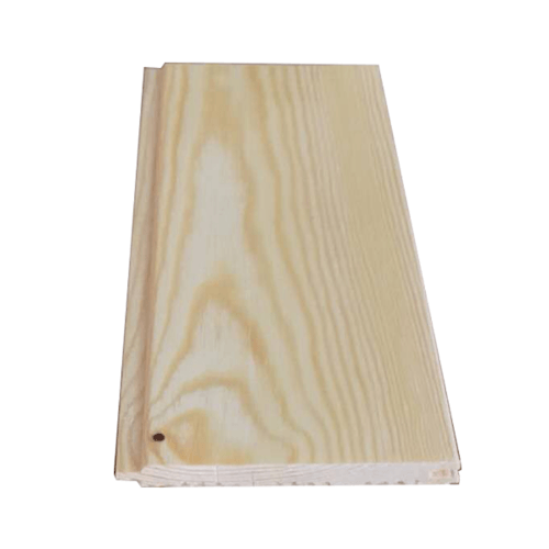 GREAT WOOD ไม้ระแนงไม้สน เคลือบกันยูวี (5แผ่น/แพ็ค) 85x2900มม. หนา 8มม. -