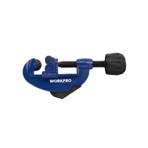 """WORKPRO เครื่องตัดท่อ 1/8""""-1-1/8"""" (3-30mm) W101003 สีน้ำเงิน"""