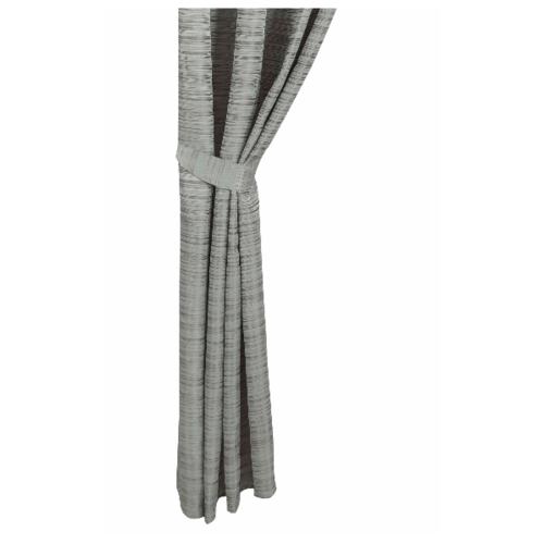 Davinci ผ้าม่านหน้าต่าง  150x160ซม.   Blanco  - สีเทา