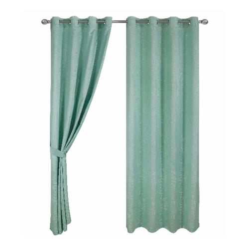 Davinci ผ้าม่านประตู  150x250ซม.   Zielony สีเขียว