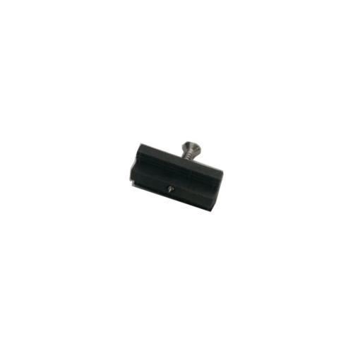 - ชุดคลิปพลาสติก+สกรูสแตนเลสยาว 35มม.(9 ชุด)  -  สีดำ