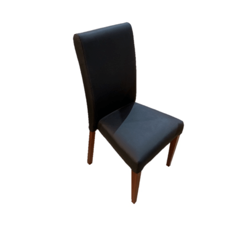 Delicato เก้าอี้ Comer ขนาด 94x45x48 cm. SB 809 BK สีดำ