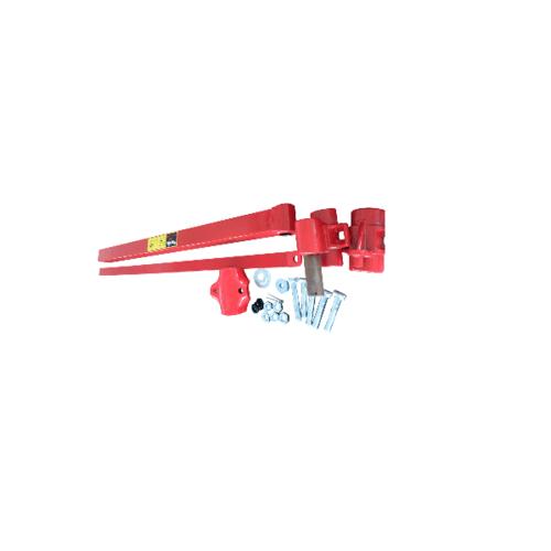 TUF แขนยึดรอก HST-600-750 สีแดง