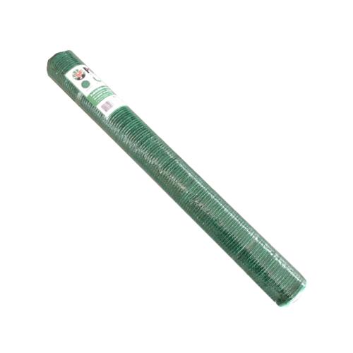 POLLO สแลนท์ HDPE 80% ขนาด 2x10เมตร. V-shape (แพ๊ค) SH3210-80  สีเขียว