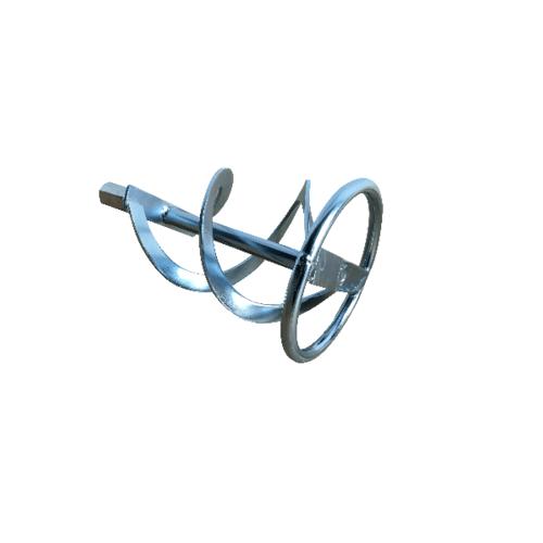 BISON หัวปั่นผสมสี 120mm. MH-120 สีโครเมี่ยม