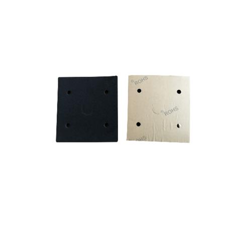 - อะไหล่-จานยึดกระดาษทราย No.2 เครื่องขัดกระดาษทราย  EPS-200 สีดำ