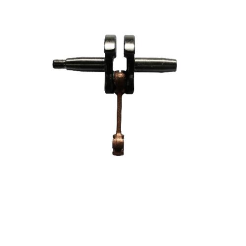 - อะไหล่-เพลาข้อเหวี่ยง เครื่องตัดแต่งพุ่มไม้ (น้ำมัน) GHT260B สีดำ