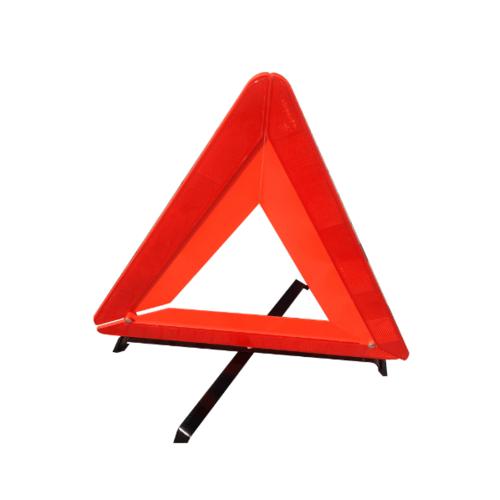 Protx ป้ายสามเหลี่ยมจราจร สะท้อนแสง ขนาด 430 mm DTWT01 สีส้ม