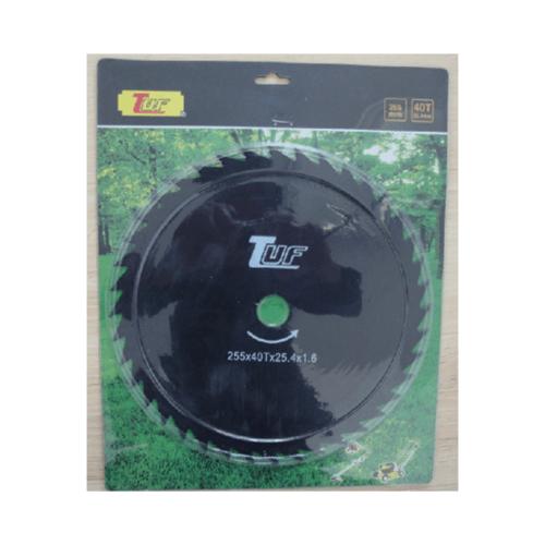 TUF ใบตัดเครื่องตัดหญ้า KT2501 255X25.4X1.6X40T ใบตัดเครื่องตัดหญ้า KT2501 255X25.4X1.6X40T