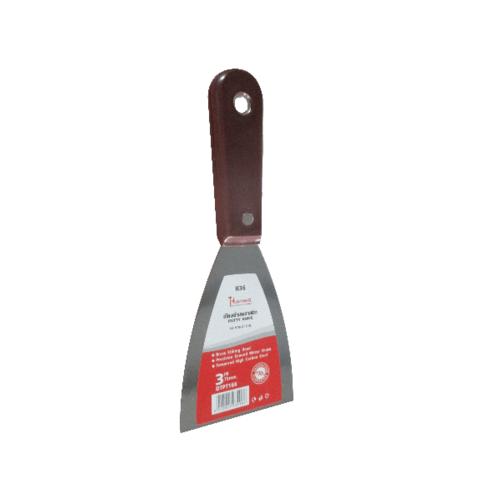 HUMMER เกียงโป๊วสี3.5นิ้วด้ามพลาสติกDTPT227 3.5