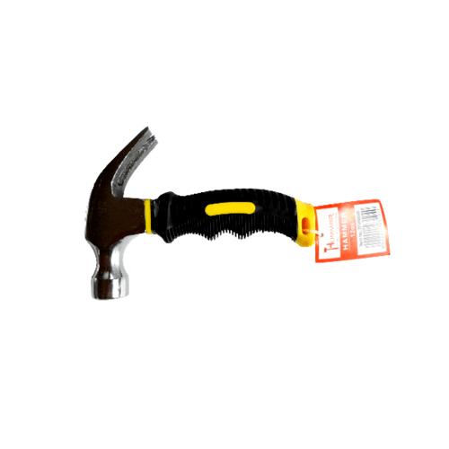 HUMMER ค้อนหงอนด้ามไฟเบอร์ (สั้น) รุ่น ZH0035 12 ออนซ์ 12 OZ