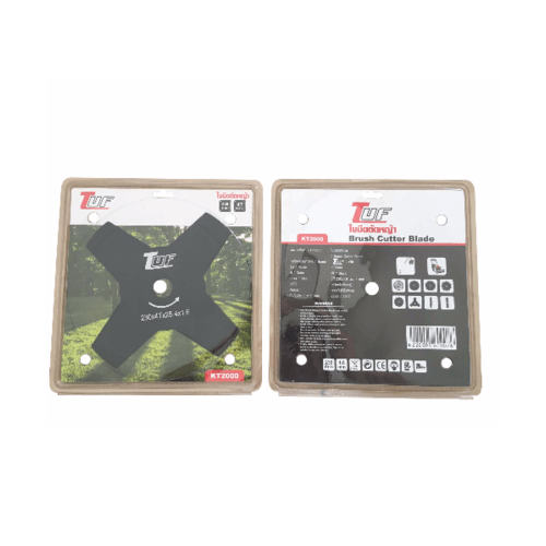 TUF ใบมีดตัดหญ้า KT2000 230x25.4x1.6x4T ใบมีดตัดหญ้า KT2000 230x25.4x1.6x4T