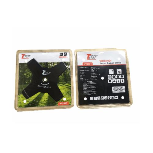 TUF ใบมีดตัดหญ้า KT2001 255x25.4x1.6x4T ใบมีดตัดหญ้า KT2001 255x25.4x1.6x4T