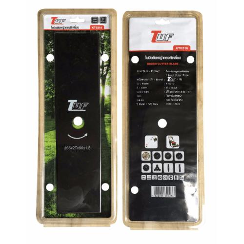 TUF ใบมีดตัดหญ้าทรงสีเหลี่ยม KT0210 355x90x1.8mm KT0210 355x90x1.8mm