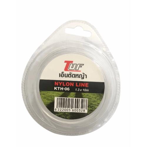 TUF เอ็นตัดหญ้า 1.3mmX10m KTH-06