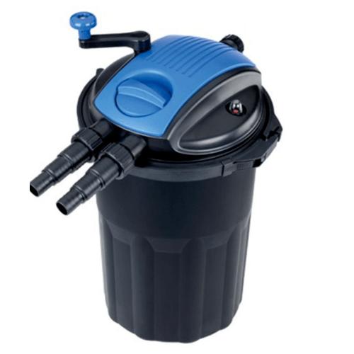 BOYU ถังกรองน้ำ  EFU-15000A สีดำ