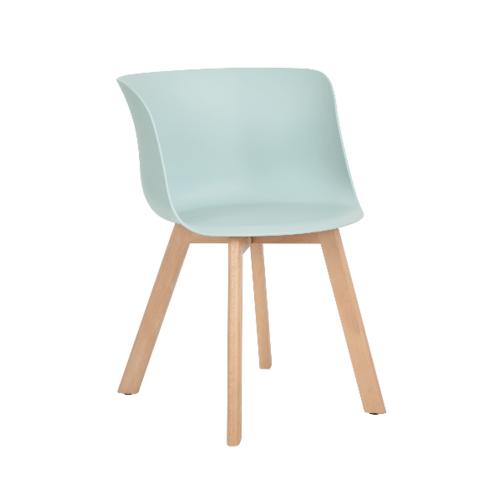 Pulito เก้าอี้ DEW สีฟ้า